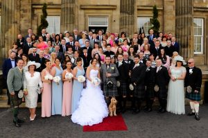 wedding photography Stirling colessio